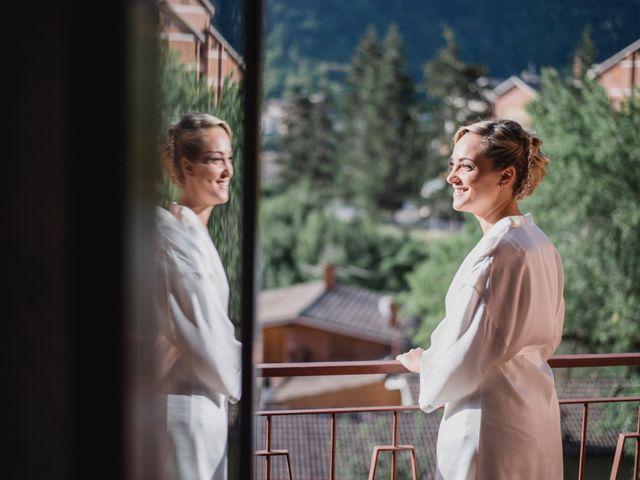 Il matrimonio di Carlo e Ludovica a Scanno, L'Aquila 16