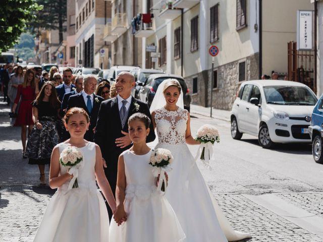 Il matrimonio di Carlo e Ludovica a Scanno, L'Aquila 42