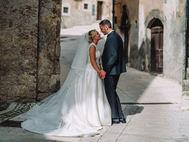 Il matrimonio di Carlo e Ludovica a Scanno, L'Aquila 39