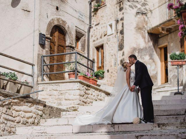 Il matrimonio di Carlo e Ludovica a Scanno, L'Aquila 38