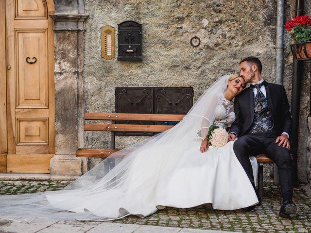 Il matrimonio di Carlo e Ludovica a Scanno, L'Aquila 37