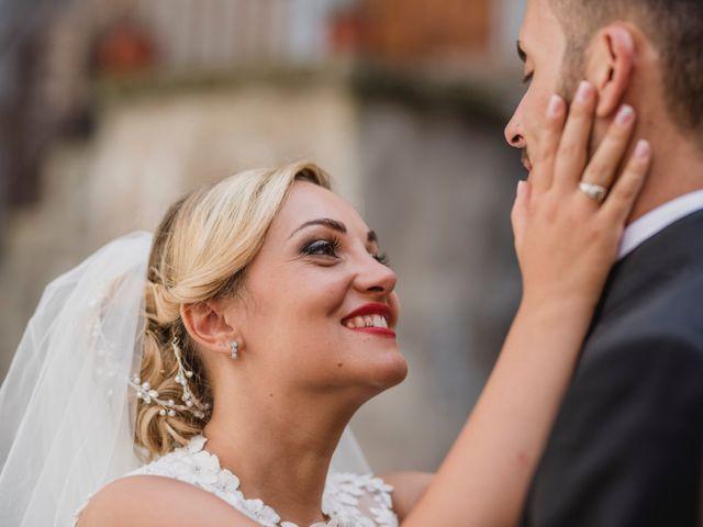 Il matrimonio di Carlo e Ludovica a Scanno, L'Aquila 36