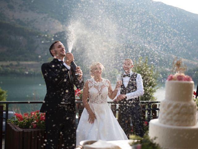 Il matrimonio di Carlo e Ludovica a Scanno, L'Aquila 35
