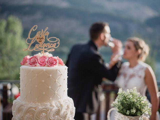 Il matrimonio di Carlo e Ludovica a Scanno, L'Aquila 50