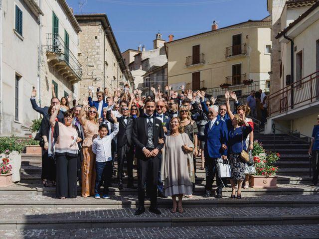 Il matrimonio di Carlo e Ludovica a Scanno, L'Aquila 56