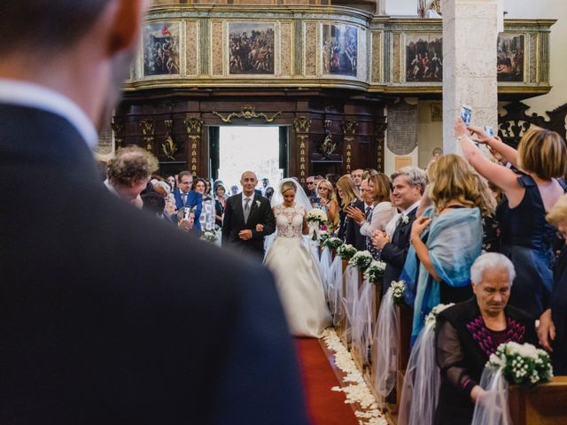 Il matrimonio di Carlo e Ludovica a Scanno, L'Aquila 57