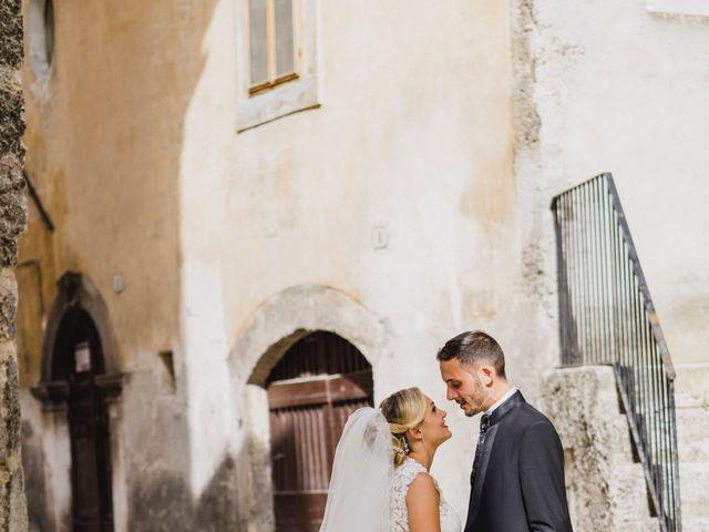 Il matrimonio di Carlo e Ludovica a Scanno, L'Aquila 61