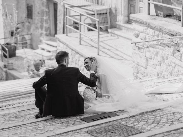 Il matrimonio di Carlo e Ludovica a Scanno, L'Aquila 62