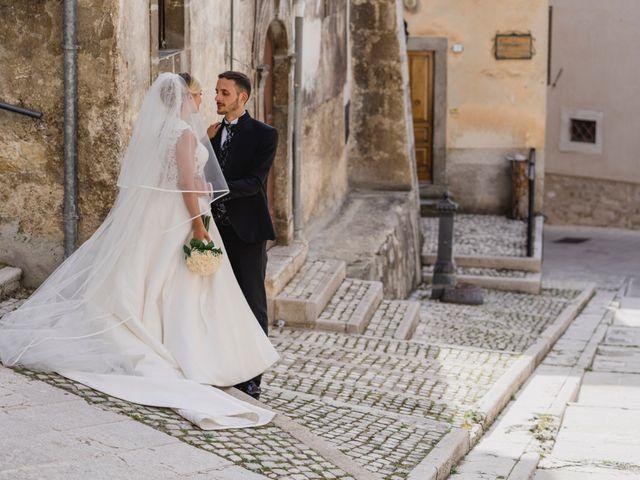 Il matrimonio di Carlo e Ludovica a Scanno, L'Aquila 64