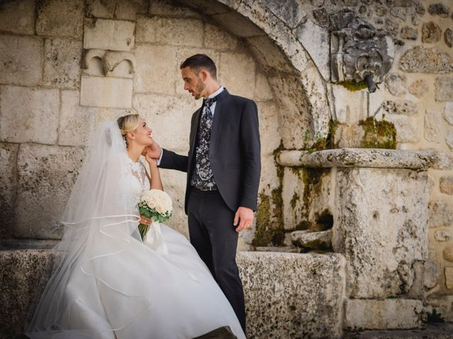 Il matrimonio di Carlo e Ludovica a Scanno, L'Aquila 65