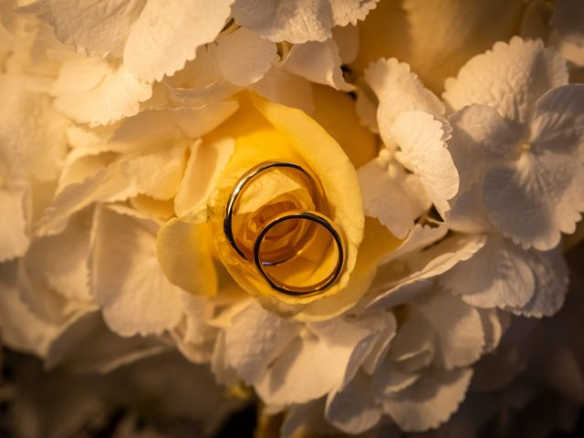Il matrimonio di Marco e Francesca a Sermoneta, Latina 4