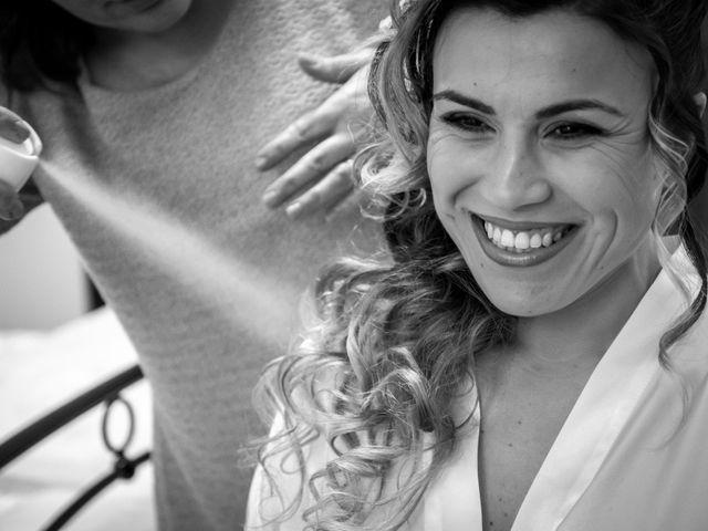 Il matrimonio di Marco e Francesca a Sermoneta, Latina 6