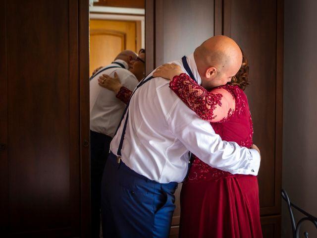 Il matrimonio di Marco e Francesca a Sermoneta, Latina 7