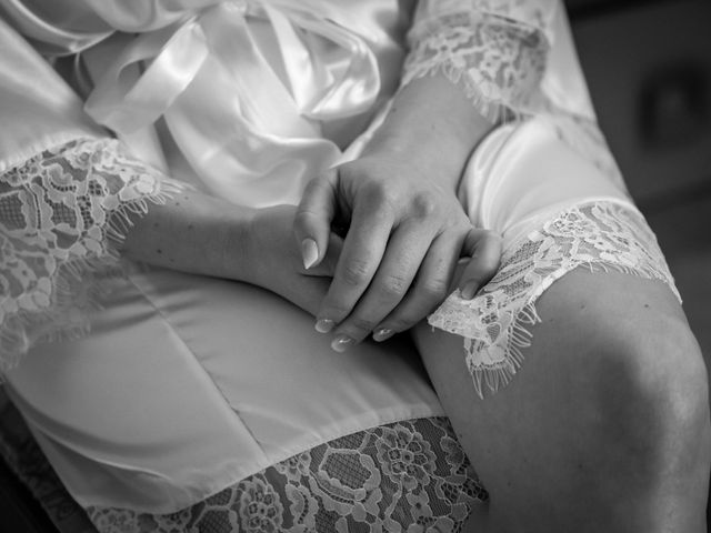 Il matrimonio di Marco e Francesca a Sermoneta, Latina 9