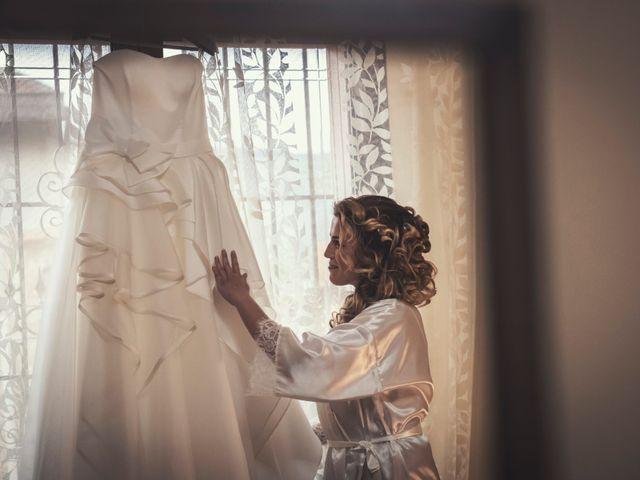 Il matrimonio di Marco e Francesca a Sermoneta, Latina 14