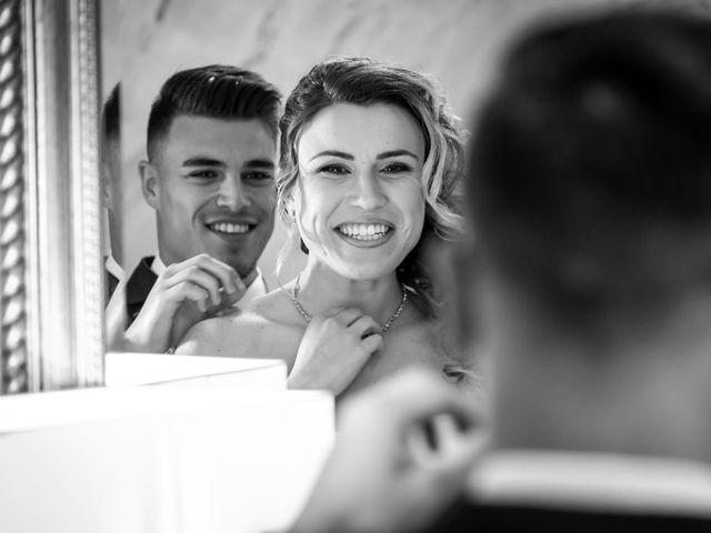 Il matrimonio di Marco e Francesca a Sermoneta, Latina 16