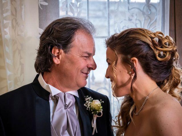 Il matrimonio di Marco e Francesca a Sermoneta, Latina 17