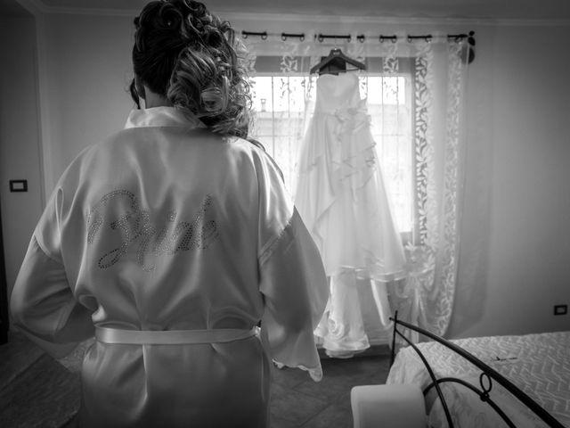 Il matrimonio di Marco e Francesca a Sermoneta, Latina 19