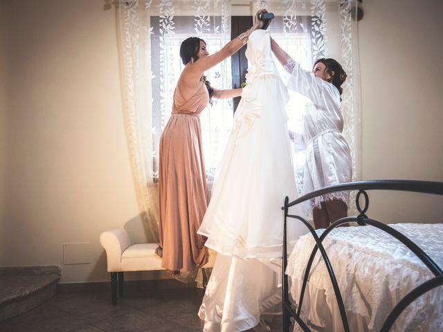 Il matrimonio di Marco e Francesca a Sermoneta, Latina 20