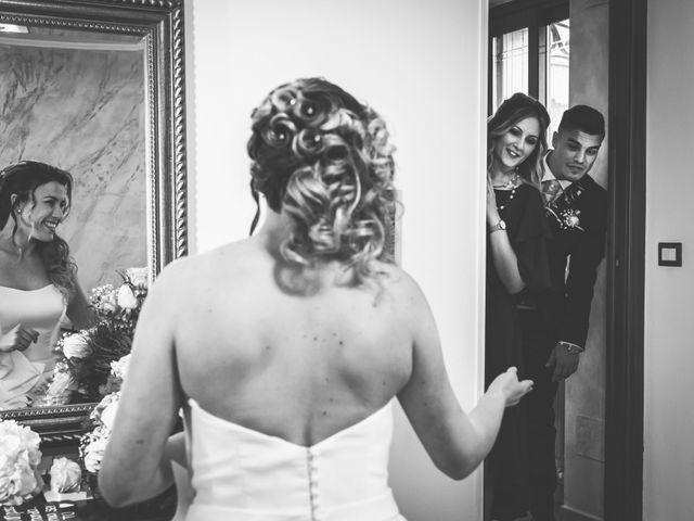 Il matrimonio di Marco e Francesca a Sermoneta, Latina 22