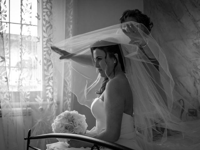 Il matrimonio di Marco e Francesca a Sermoneta, Latina 25
