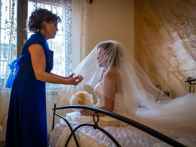 Il matrimonio di Marco e Francesca a Sermoneta, Latina 26