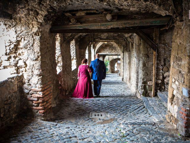 Il matrimonio di Marco e Francesca a Sermoneta, Latina 27