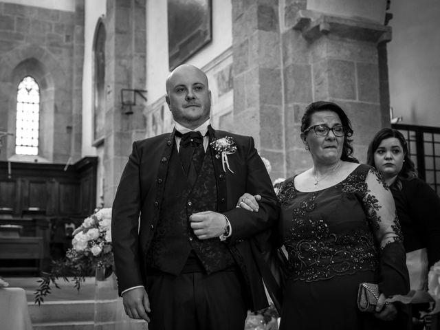 Il matrimonio di Marco e Francesca a Sermoneta, Latina 30
