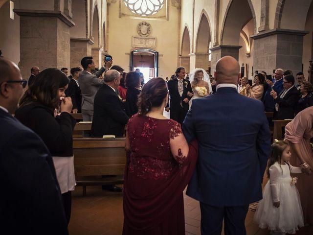 Il matrimonio di Marco e Francesca a Sermoneta, Latina 32