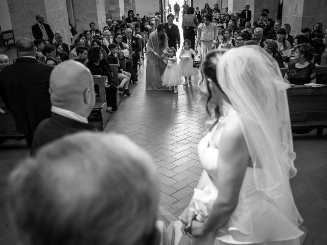Il matrimonio di Marco e Francesca a Sermoneta, Latina 34