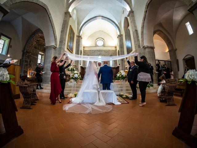 Il matrimonio di Marco e Francesca a Sermoneta, Latina 35