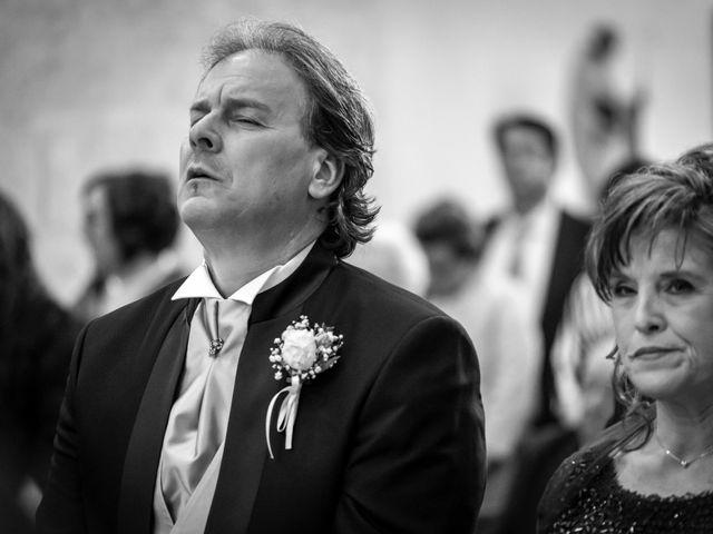 Il matrimonio di Marco e Francesca a Sermoneta, Latina 37