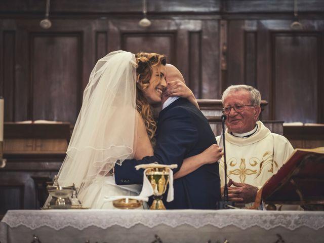Il matrimonio di Marco e Francesca a Sermoneta, Latina 38