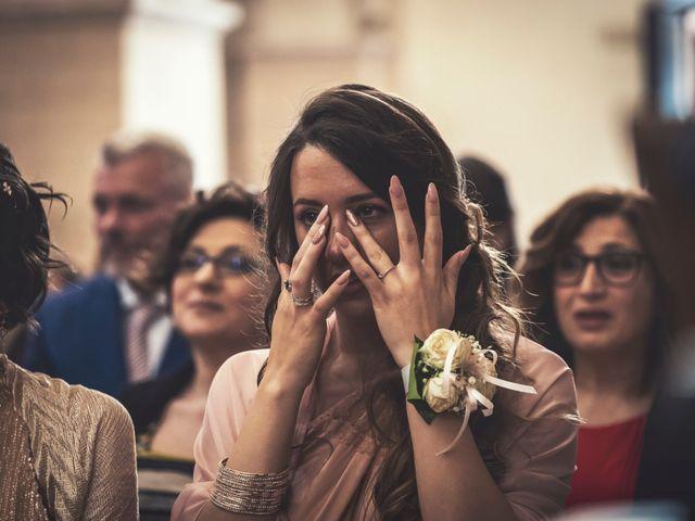 Il matrimonio di Marco e Francesca a Sermoneta, Latina 39
