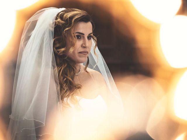 Il matrimonio di Marco e Francesca a Sermoneta, Latina 40