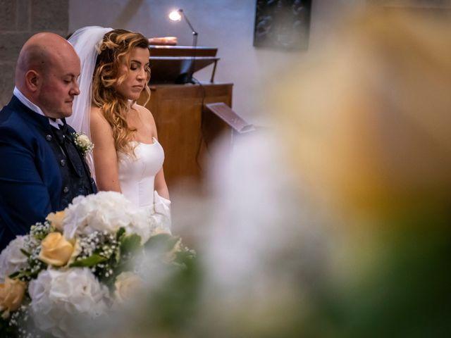 Il matrimonio di Marco e Francesca a Sermoneta, Latina 42