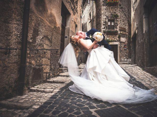 Il matrimonio di Marco e Francesca a Sermoneta, Latina 49