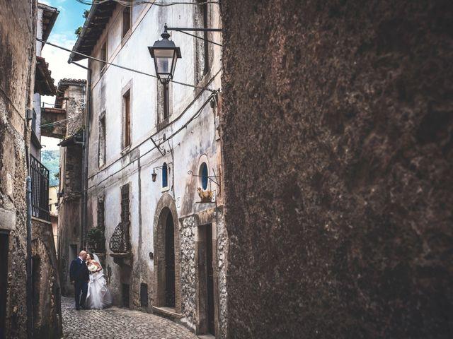 Il matrimonio di Marco e Francesca a Sermoneta, Latina 50
