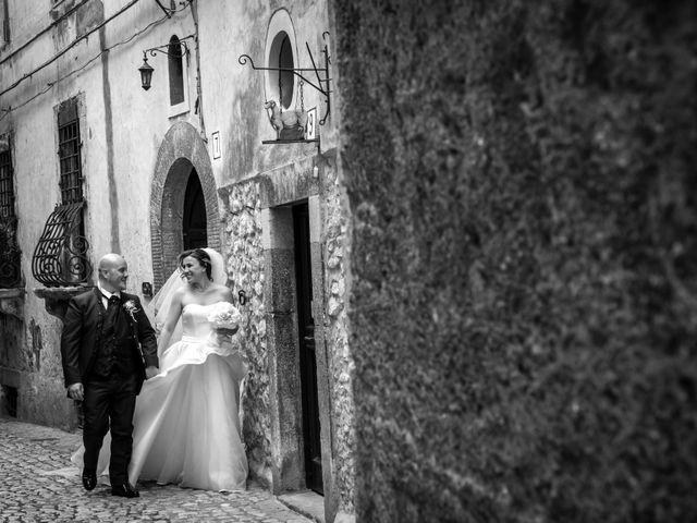 Il matrimonio di Marco e Francesca a Sermoneta, Latina 51