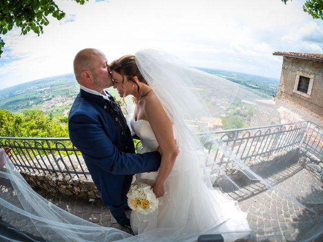 Il matrimonio di Marco e Francesca a Sermoneta, Latina 60