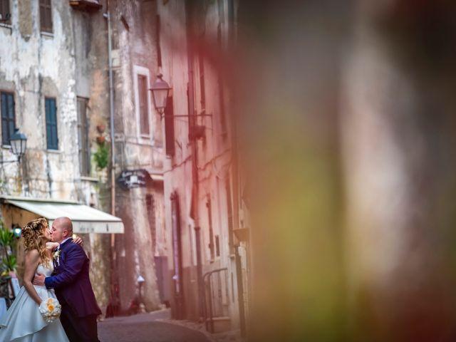 Il matrimonio di Marco e Francesca a Sermoneta, Latina 66
