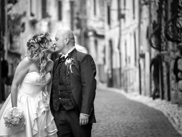 Il matrimonio di Marco e Francesca a Sermoneta, Latina 67