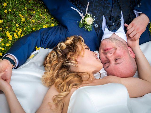 Il matrimonio di Marco e Francesca a Sermoneta, Latina 74