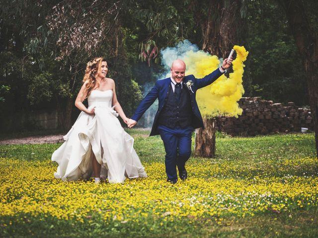 Il matrimonio di Marco e Francesca a Sermoneta, Latina 1