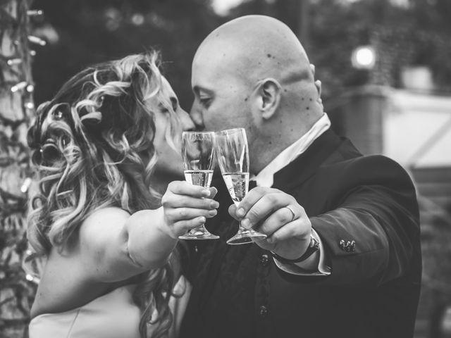 Il matrimonio di Marco e Francesca a Sermoneta, Latina 79
