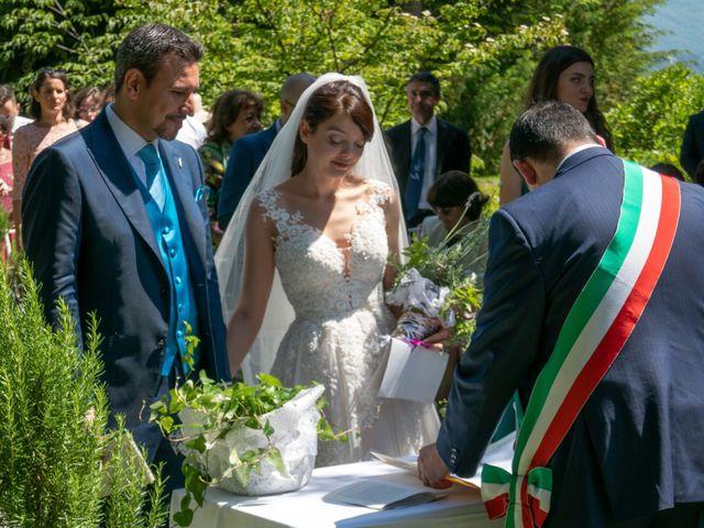 Il matrimonio di Luca e Linda a Erba, Como 8