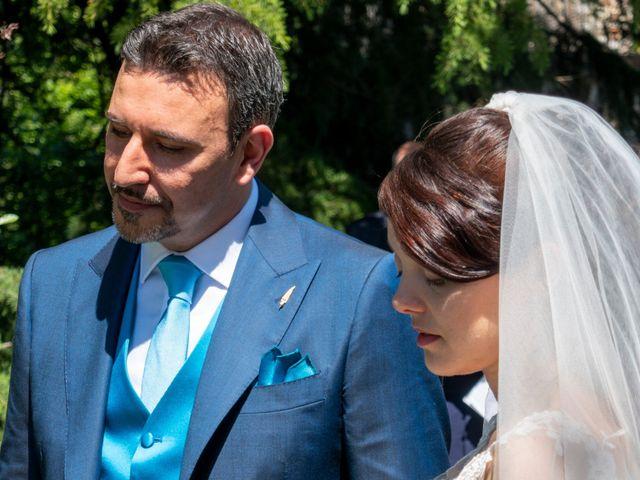 Il matrimonio di Luca e Linda a Erba, Como 11