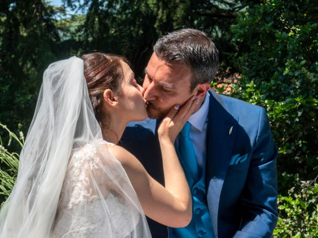 Il matrimonio di Luca e Linda a Erba, Como 12