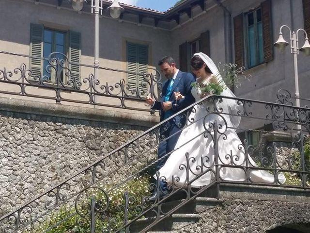 Il matrimonio di Luca e Linda a Erba, Como 17