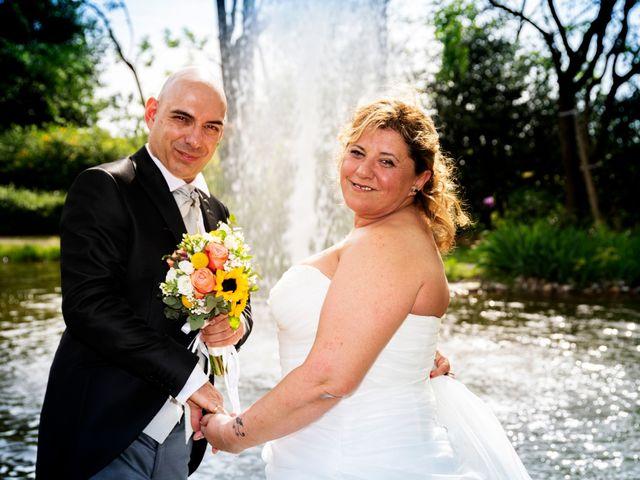 Le nozze di Daniela e Enea